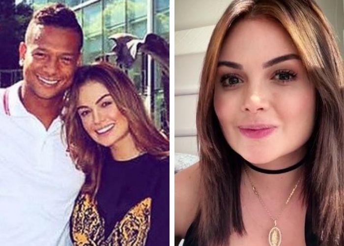 El despecho de Sara Uribe por Guarín la llevó a engordarse más de 10 kilos