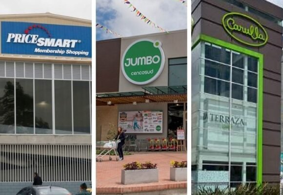 Los supermercados en donde compran los ricos en Colombia