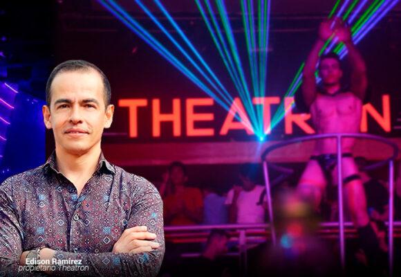 Los dueños de Theatron se resisten a cerrar el templo de la rumba gay