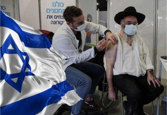 Israel campéon en ritmo de vacunación en el mundo