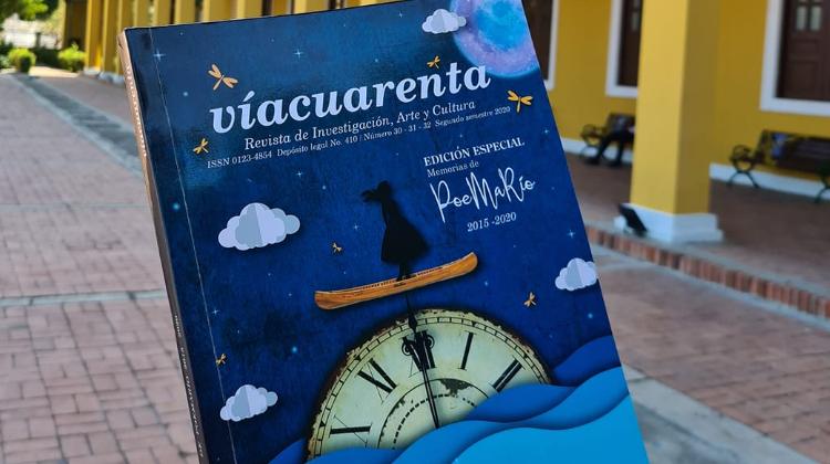 """Nueva edición especial de la revista """"víacuarenta"""""""