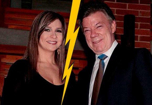 Vicky Dávila, la piedra en el zapato de Juan Manuel Santos