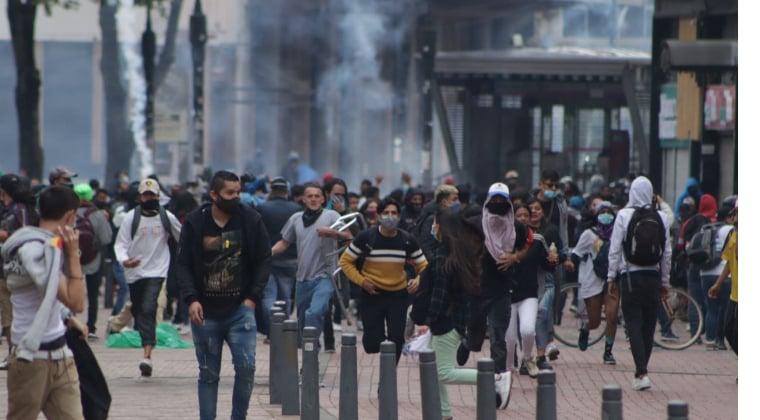 Movilización social triunfante y licencia para matar