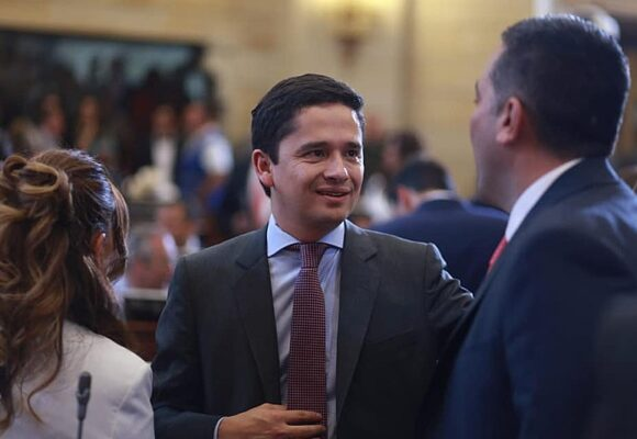 José Daniel López, el rebelde de Cambio Radical que apoyará la moción de censura