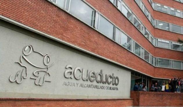 Podría empezar a escasear el agua en Bogotá por culpa de los bloqueos