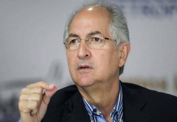 Ex alcalde de Caracas afirma que Maduro está financiando la protesta en Colombia