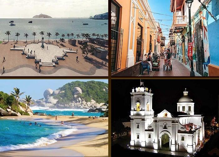 Por qué Santa Marta me fascina. Top 10 de sitios imperdibles