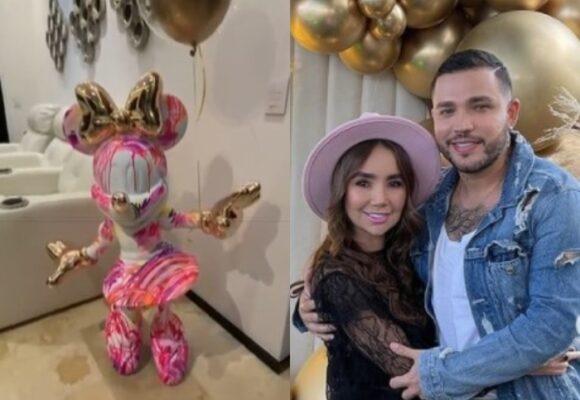 Muñeca de $31 millones: la ultima lobada de Jessi Uribe con Paola Jara