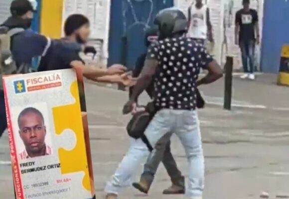 Miembro del CTI dispara contra jóvenes de primera línea y mata a uno de ellos