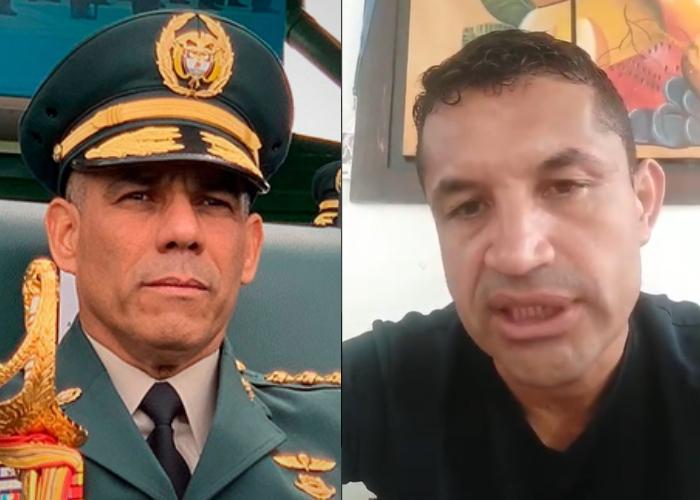 Por orden de Zapateiro, militares retirados no pueden apoyar el Paro