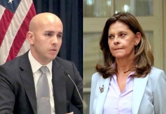 El colombiano Juan González, único contacto de la vicepresidente con Biden
