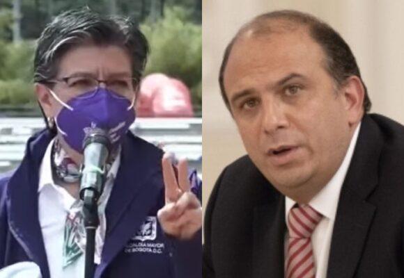 Jalón de orejas de Claudia López a la Defensoría del Pueblo