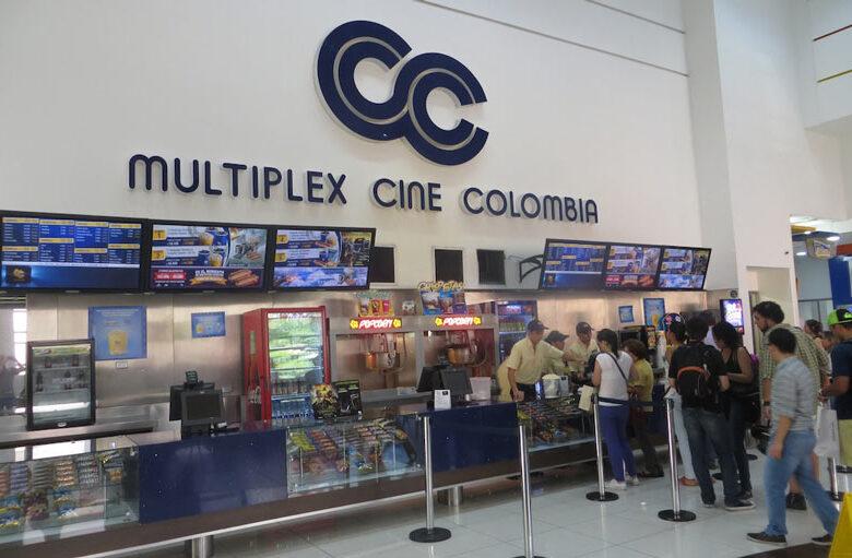 Piden no volver a entrar jamás a una sala de Cine Colombia