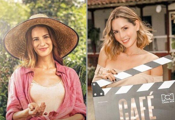 ¿Pelea entre Laura Londoño y Carmen Villalobos,  las protagonistas de Café?