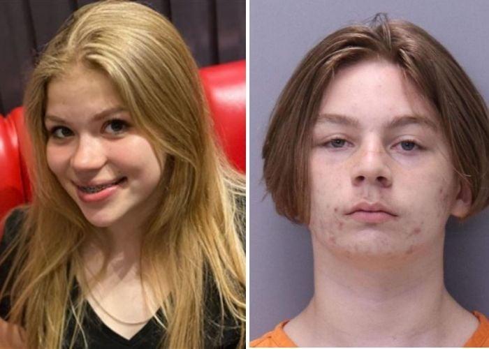 Niño de 14 años asesina a su compañera de colegio