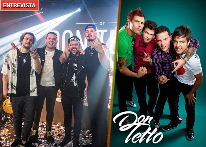 Don Tetto, la banda de Rock que deslumbró a Bogotá, no envejece