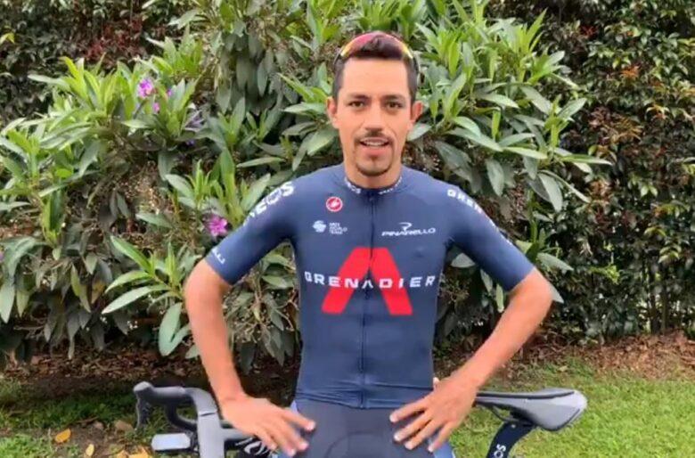 Medio Giro es de Daniel Martínez