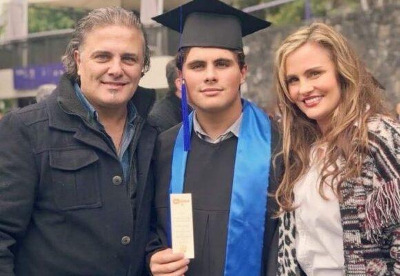 El galán que une a Aura Cristina Geithner con Marcelo Dos Santos