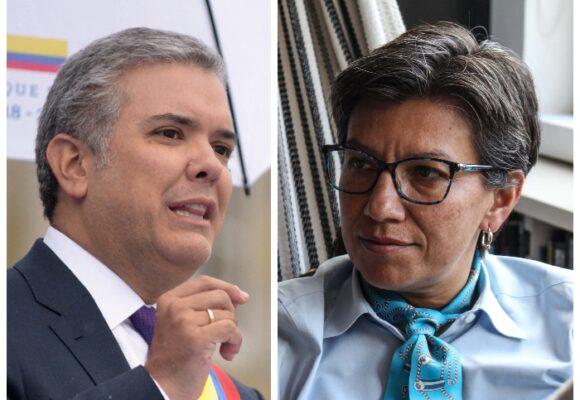 Claudia López se le adelantó a Duque: reconoce abuso policial y entrega informe