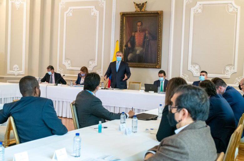 Fracaso de Duque en el primer encuentro con el Comité del Paro: nuevas protestas el 12 de mayo