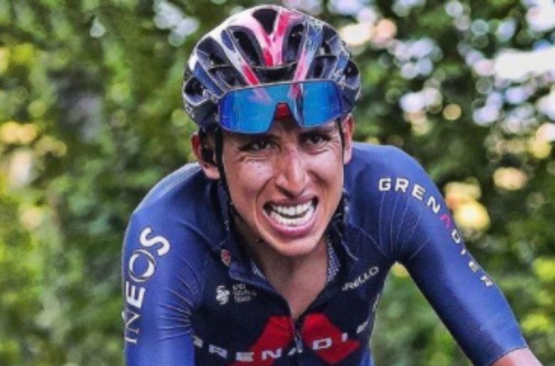 Egan Bernal, el ciclista más costoso de la Vuelta a España