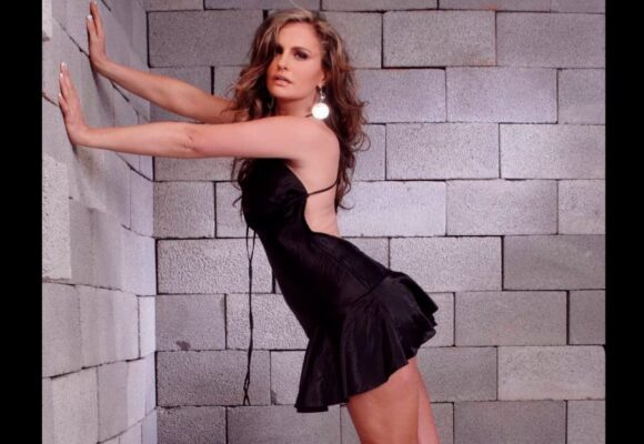 Aura Cristina Geithner se está tapando en plata con Only Fans