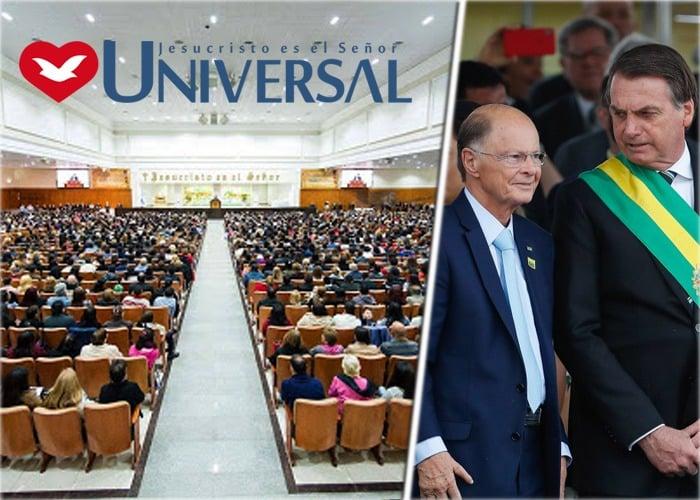 """La iglesia cristiana más grande del sur de Bogotá donde se promete """"Parar de sufrir"""""""