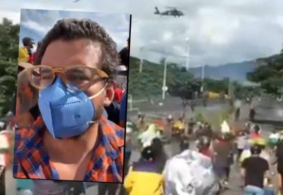 Las duras respuestas a Nestor Morales: sigue el show de Inti Asprilla