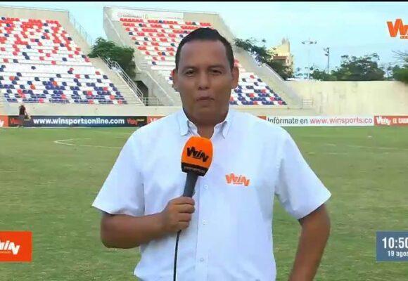 El machismo de periodista de Win Sports