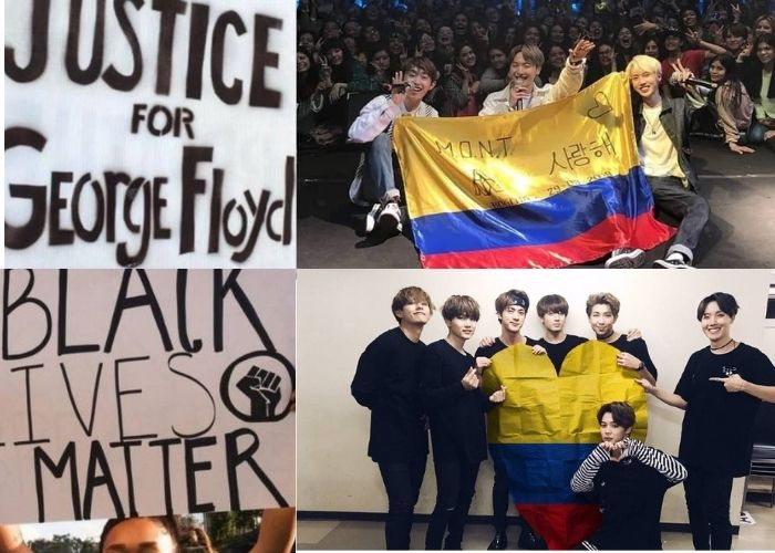 K-pop, el género musical que el Paro Nacional puso en el radar