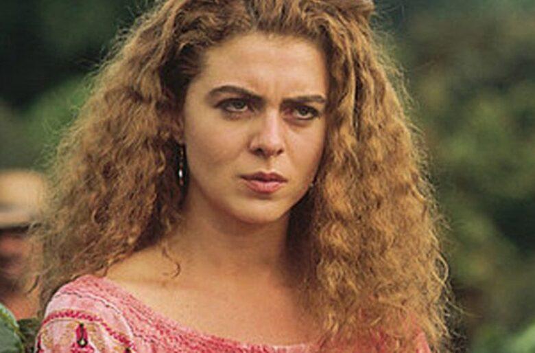 Margarita Rosa no quiere ver ni en pintura a Gaviota