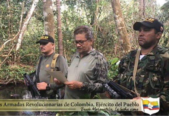 Reapareció Iván Márquez, con discurso politico más que guerrillero