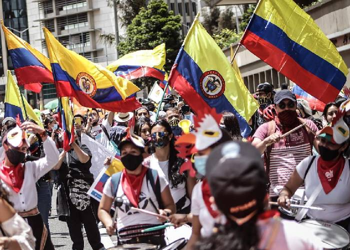 ¿Revolución francesa a la colombiana?
