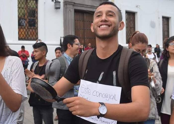 Concejal de Popayán denuncia que fue agredido con armas de fuego durante protestas