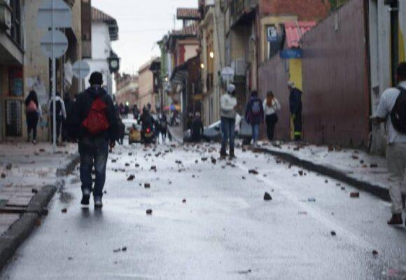 Se desató la intifada de las principales fuerzas de la extrema izquierda
