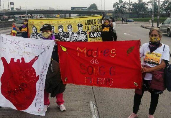 Madres de Soacha, una lucha jurídica por reconocimiento, reparación y verdad