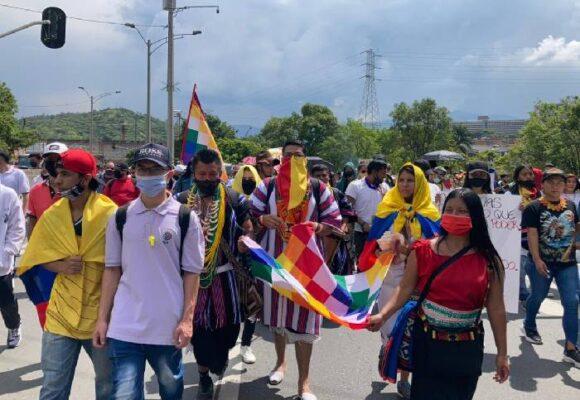 El ejemplo que da Medellín con sus manifestaciones