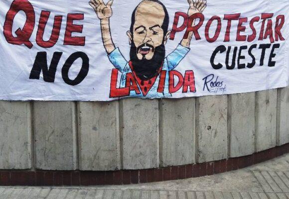 Caricatura: Por el derecho a la protesta