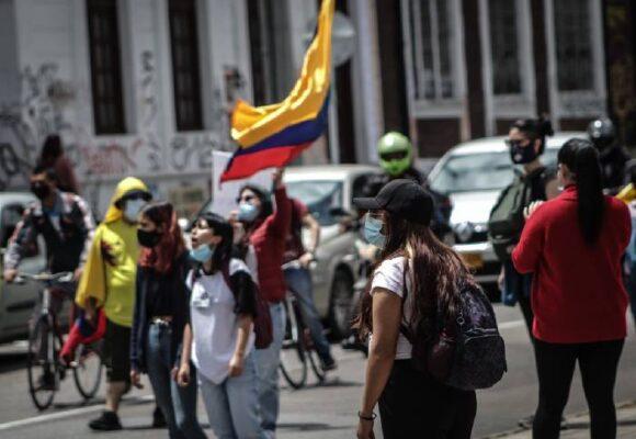 Protesta la juventud