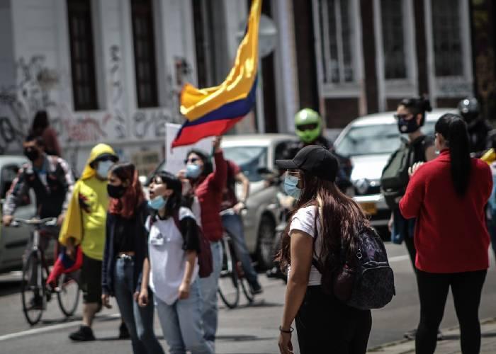 ¿Por qué protesta el pueblo colombiano?