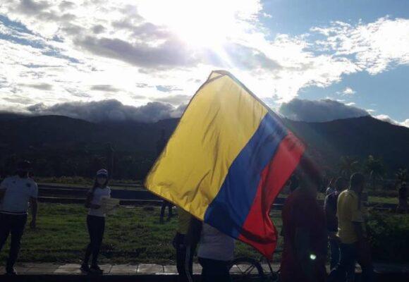 El paro de Colombia, convertido en masacre