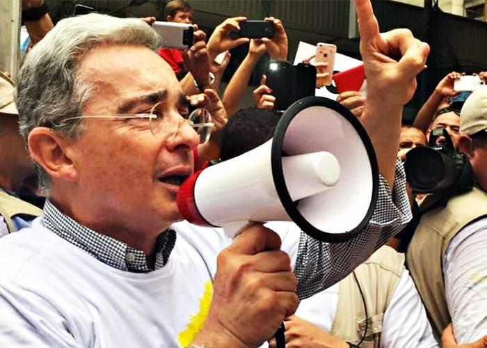 Uribe, el último cavernícola