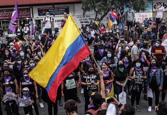 Modernización de la protesta social