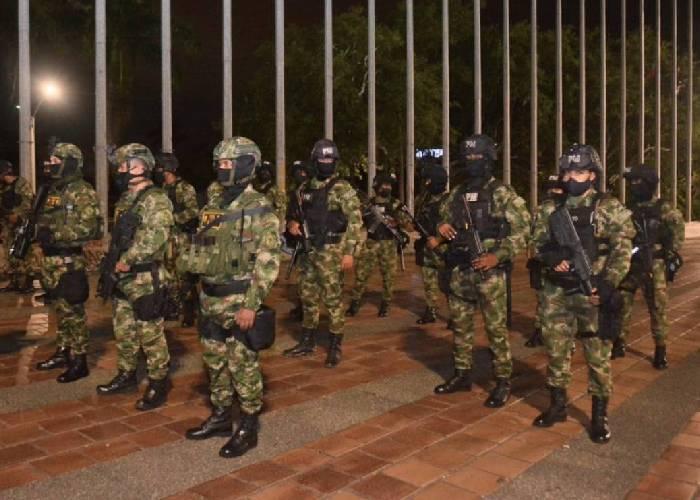 SOS a Cali: el Ejército nos está matando