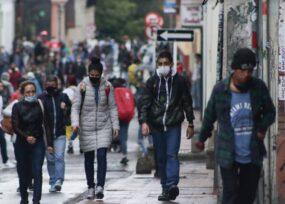 28.519 casos nuevos y 586 fallecimientos más por Covid en Colombia