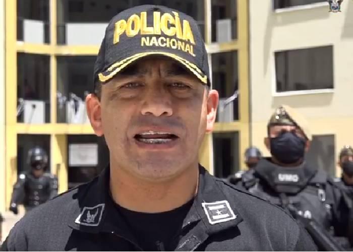 Antimotines de Ecuador se solidarizan incondicionalmente con el Esmad