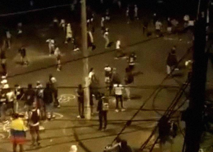 La terrible noche que se vivió el 3 de mayo en los alrededores de Siloé