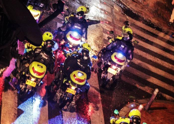 ¿Cuándo cesará la horrible noche en Colombia?