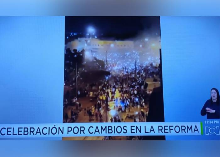RCN y Caracol, los otros derrotados con el paro nacional