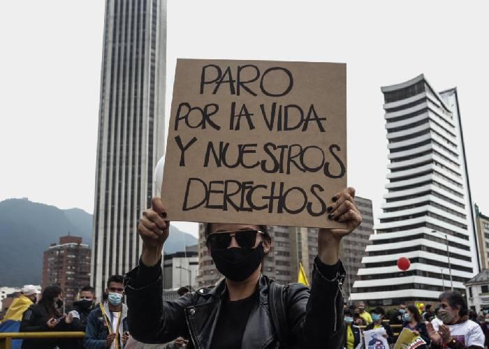 Movilización, paz y violencia en Colombia